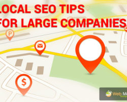 Find Local SEO Tips For Large Companies