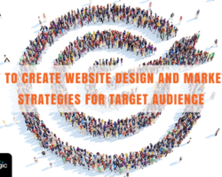How To Create Website Design And Marketing Strategies For Target Audience