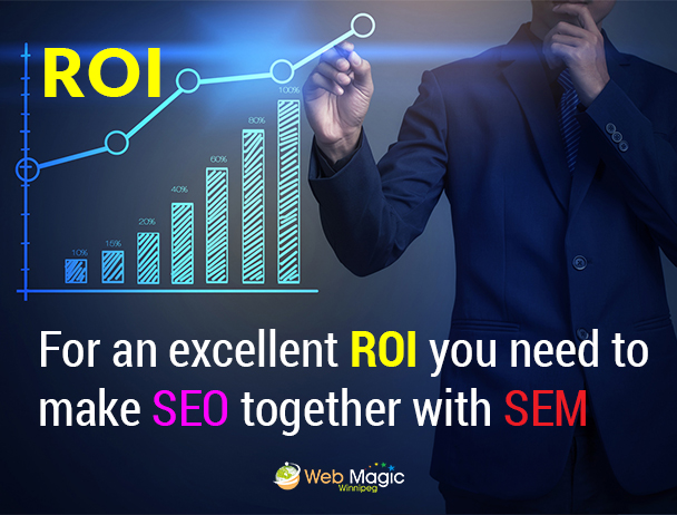 For An Excellent ROI You Need To Make SEO Together With SEM