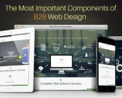 The Most Important Components Of B2B Web Design