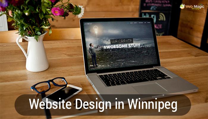 Website Design In Winnipeg